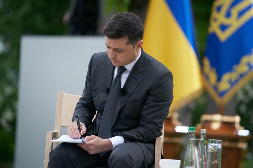 Президент Зеленський: У нас кадровий голод в країні