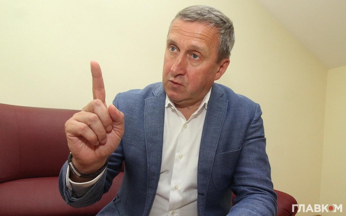 Посол України Андрій Дещиця