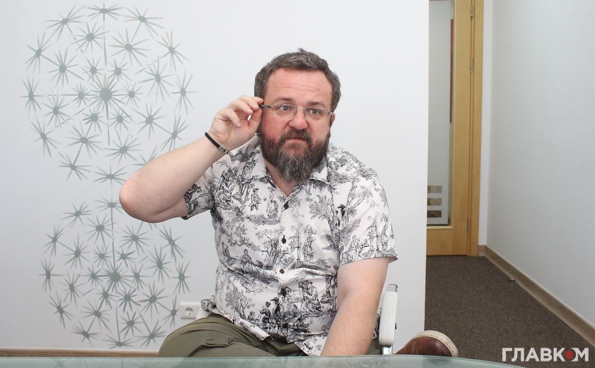 Гендиректор «Google Україна» Дмитро Шоломко