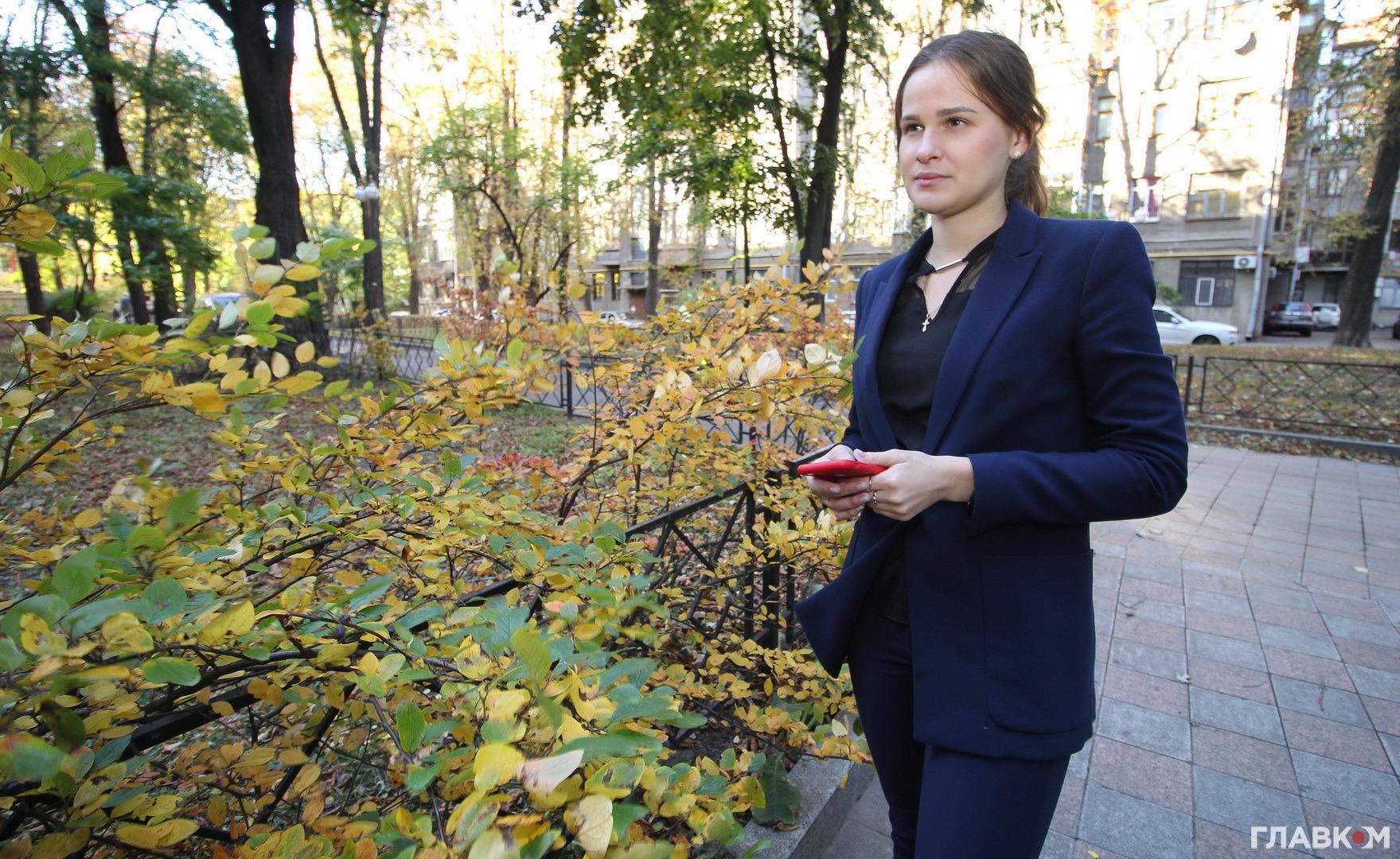 Валерія Гриценко