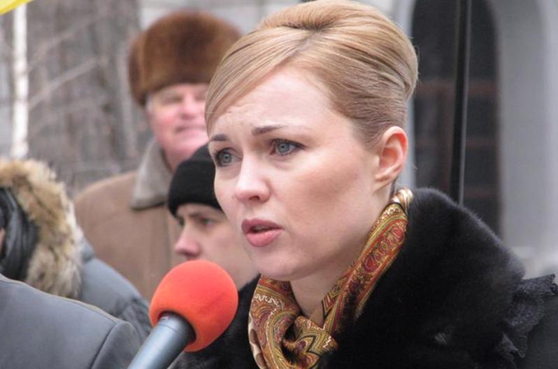 Вікторія Шилова змінила багато партійних прапорів – від «Громади» Лазаренка до «радикалів» Ляшка