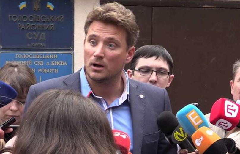 Валентин Рибін є адвокатом блогера Анатолія Шарія, що звинувачується СБУ у держзраді