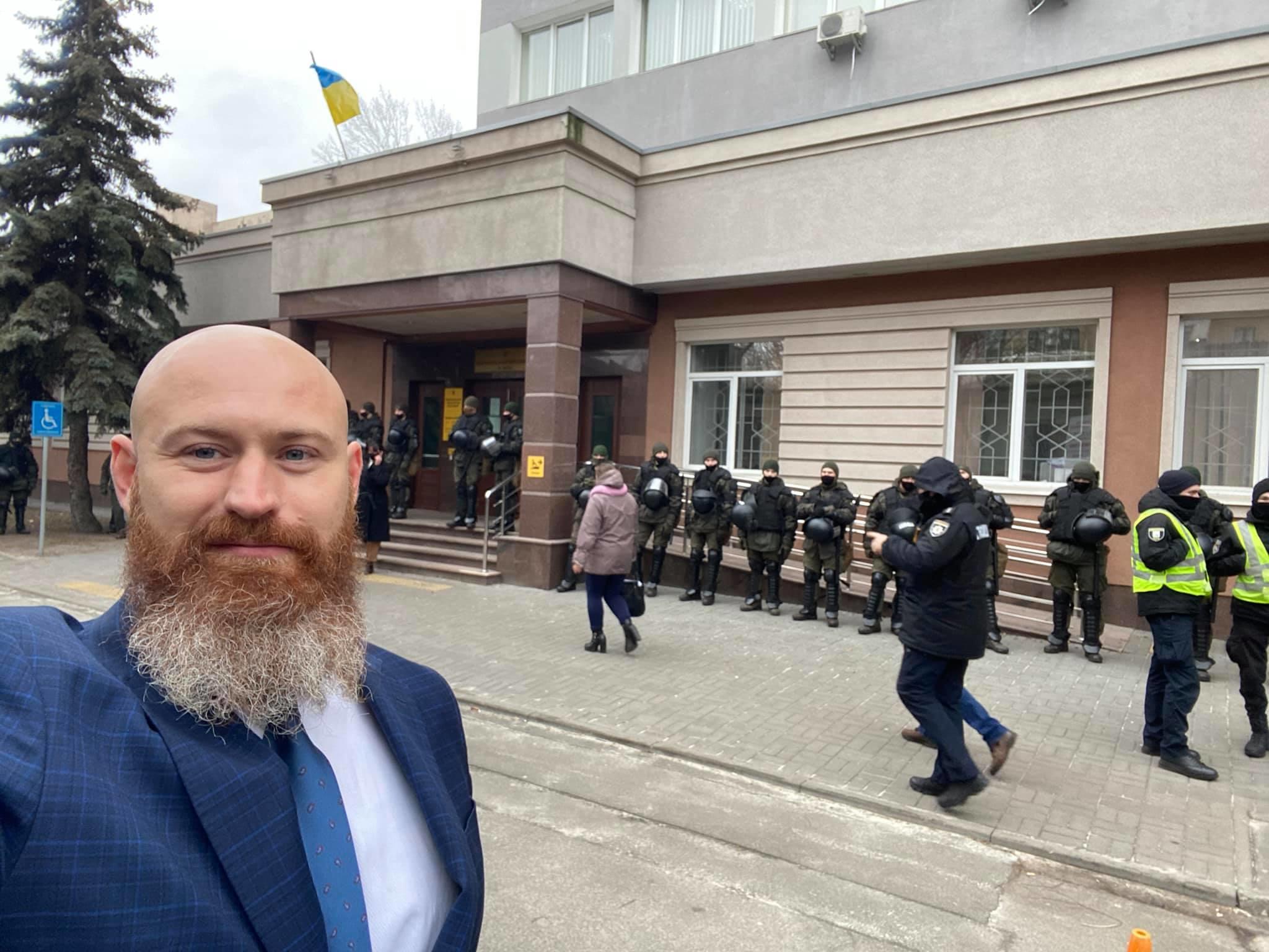 Адвокат Андрія Антоненка Станіслав Кулик