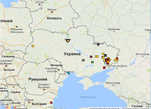 Офіційно на сайті управляючої компанії «СКМ» активи у Криму відсутні