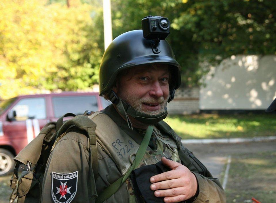 «Кілером» виявився колишній військовий АТО Олексій Цимбалюк