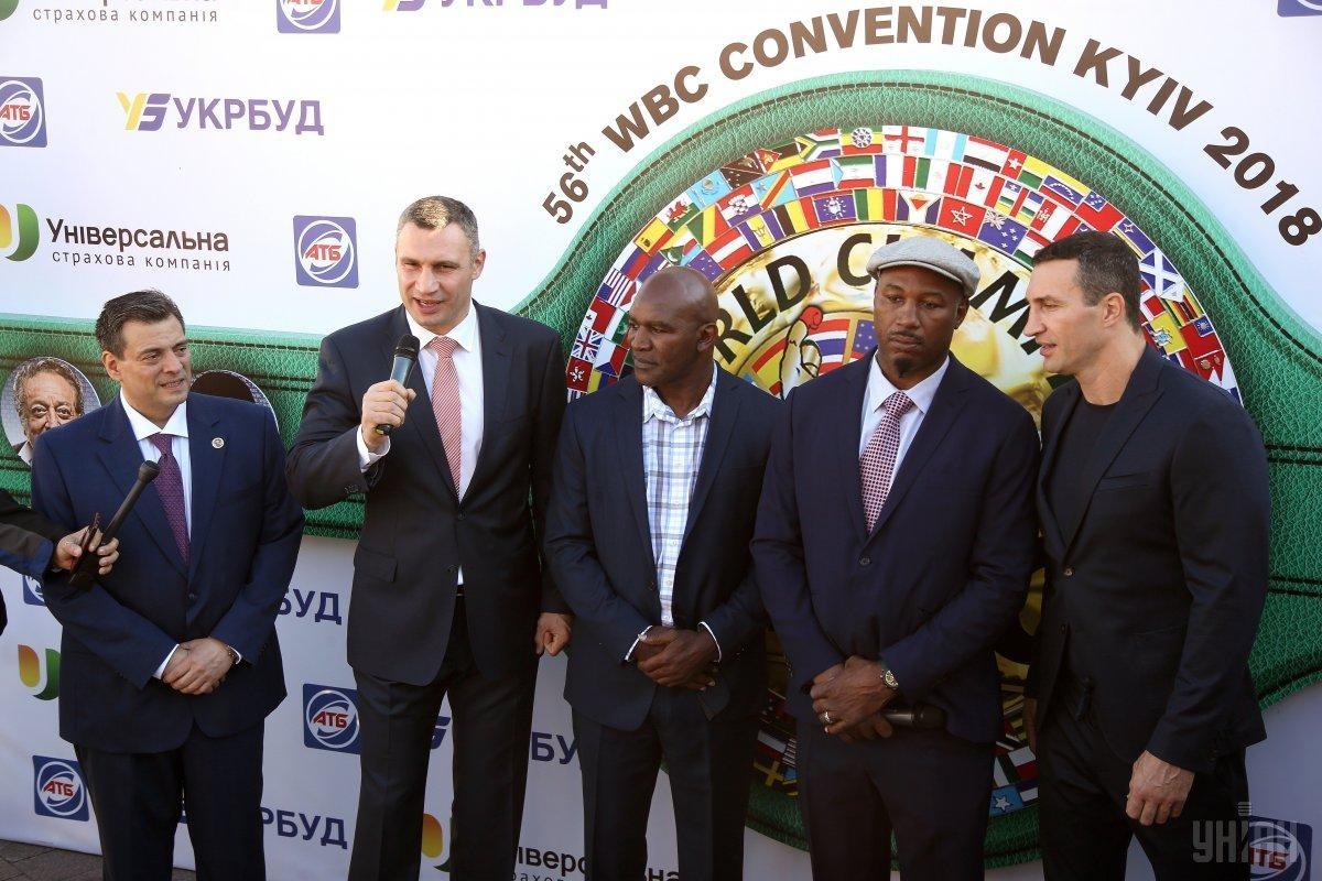 Конгрес WBC у Києві. Український бокс отримав світове визнання
