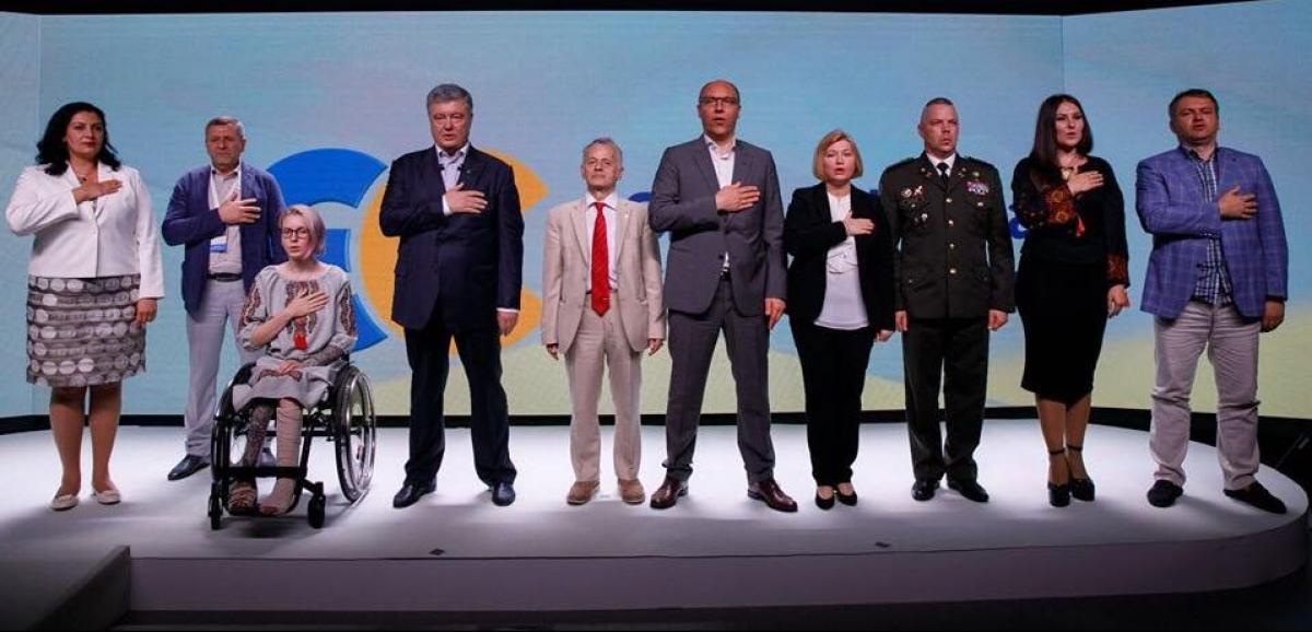 Юрособи пожертвували партії Петра Порошенка в рази більше, ніж «фізики» (36,8 проти 10,9 млн)