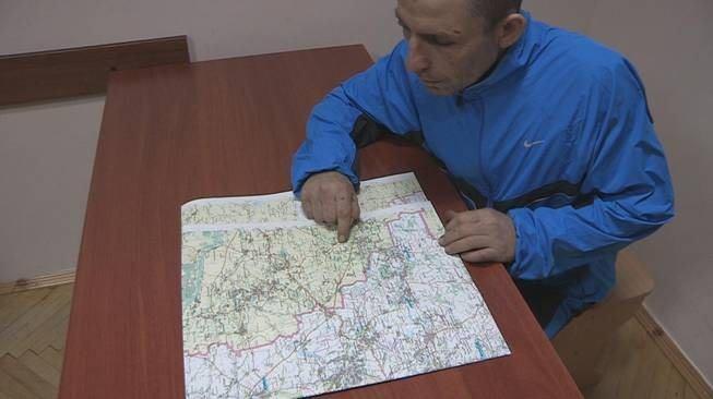 У суді бойовик Руслан Гаджиєв повністю визнав свою вину