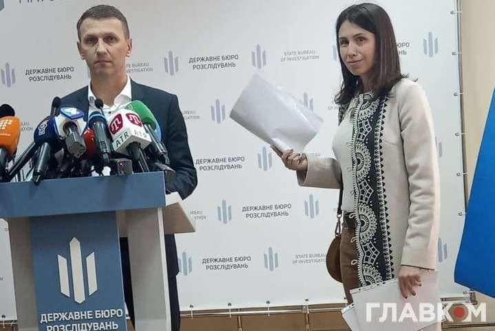 Тетяна Чорновол передала Роману Трубі дві заяви: щодо нього самого та щодо Портнова з Богданом
