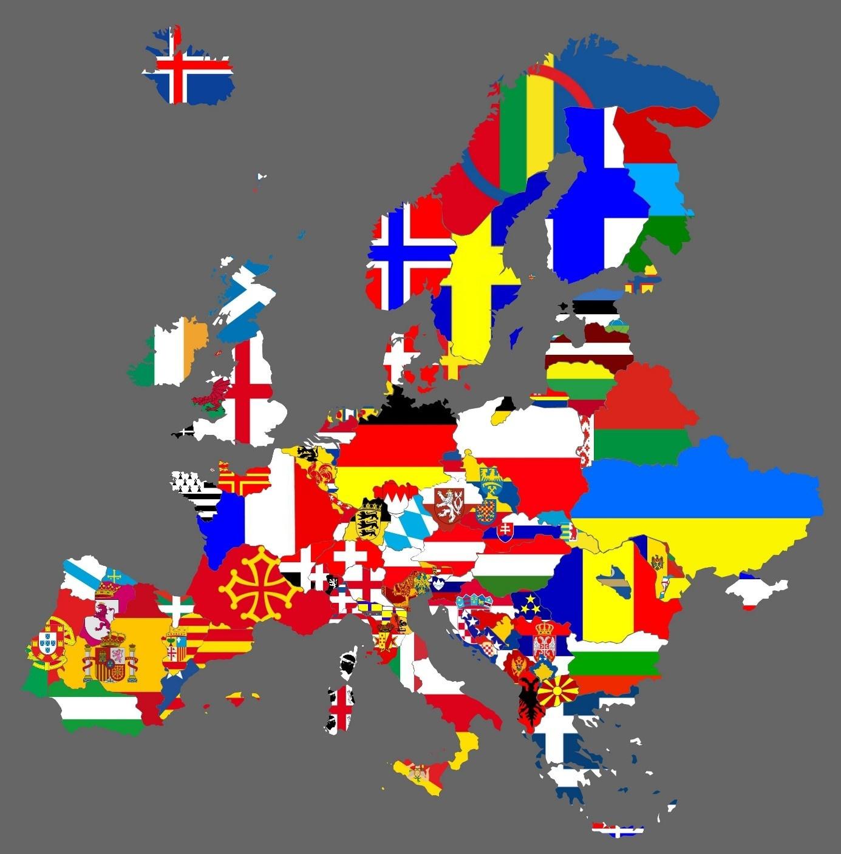 Європейський континент в уяві сепаратистів
