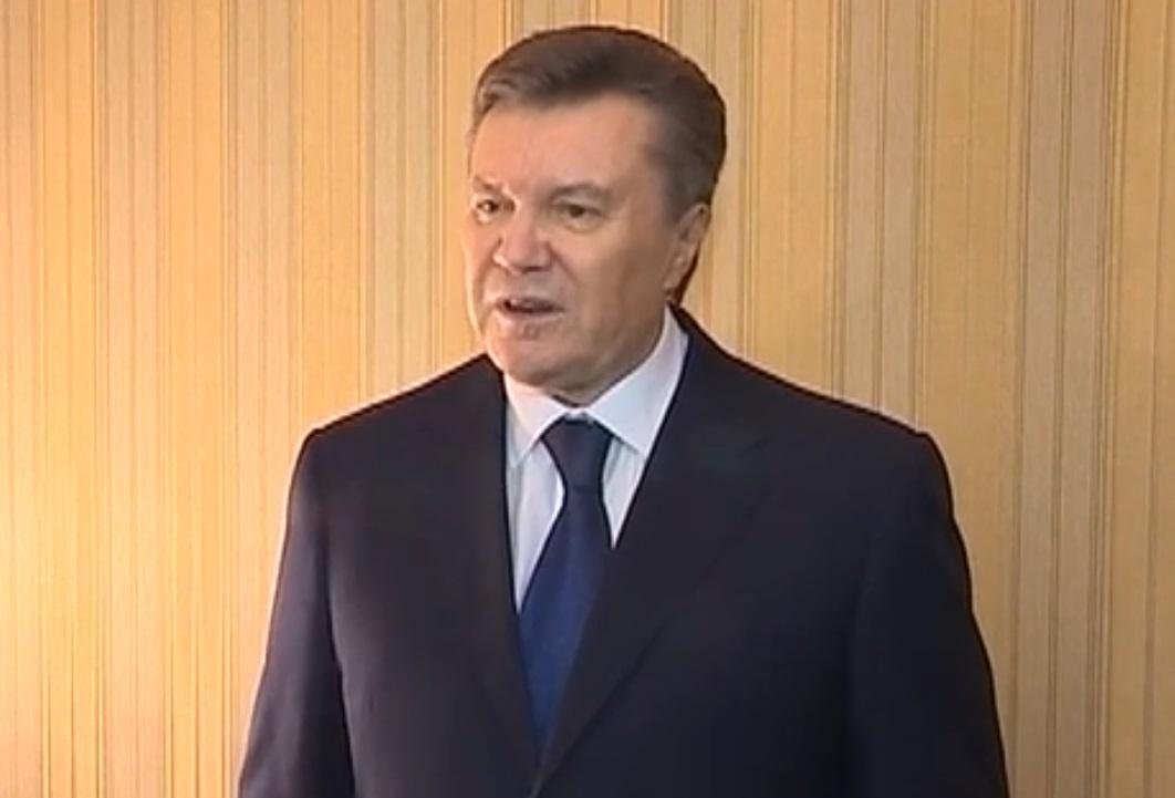 «У Харків він приїхав одним — впевненою у собі людиною, прощалися ми з ним — він уже зовнішньо постарів років на десять. Ну а потім по телевізору я його бачив, коли він робив заяву у ЗМІ — це був не той Янукович, яким я його звик бачити»