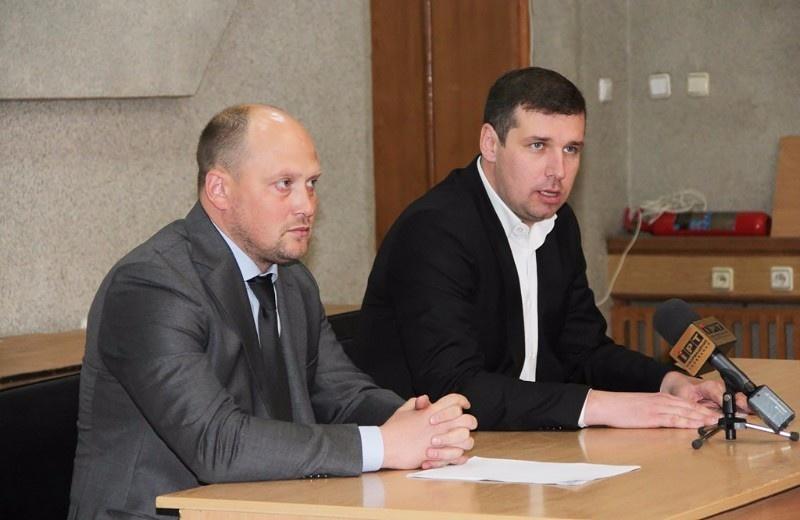 Новий секретар Полтавської міськради Олександр Шамота – ставленик експресивного парламентарія від БПП Сергія Капліна
