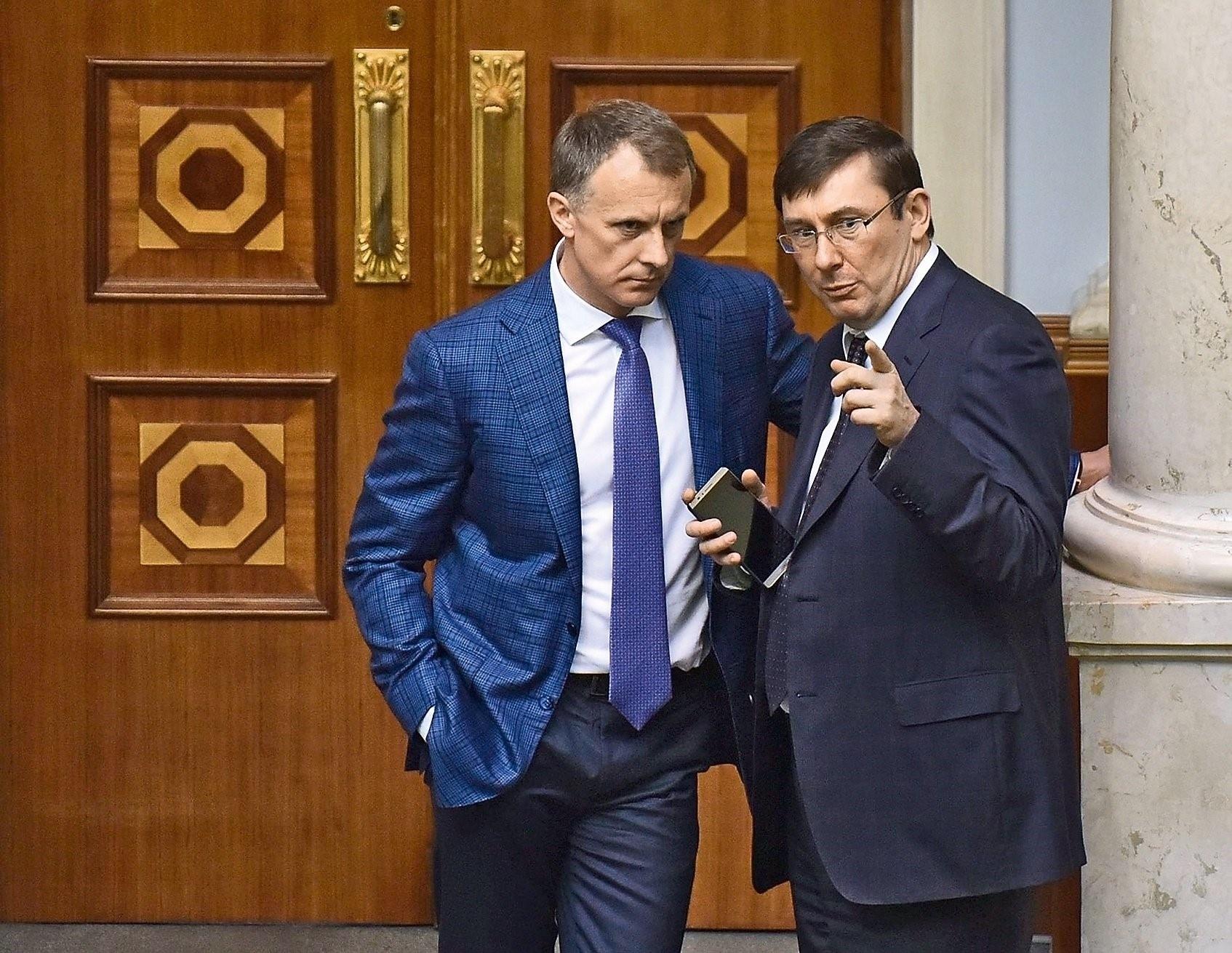 Ярослав Москаленко та його група «Воля народу» свого часу допомогла своїми голосами «бездипломному» Юрію Луценку стати генпрокурором