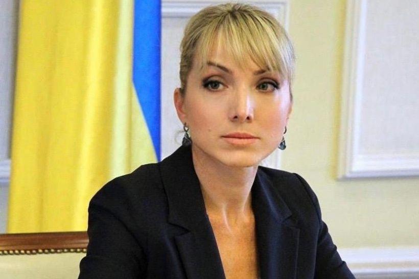 в.о. міністра енергетики Ольга Буславець