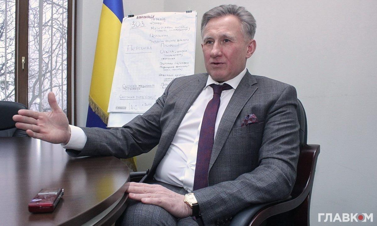 Заступник міністра охорони здоров'я Роман Ілик