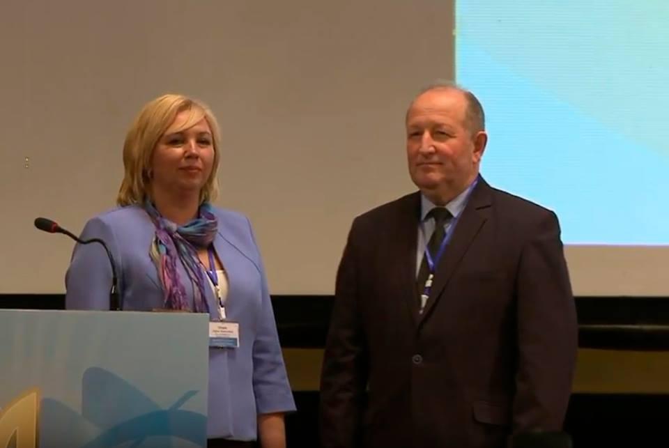 Новими членами Вищої ради правосуддя стали Володимир Говоруха і Лариса Швецова. Фото: