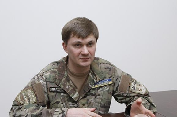 Новий в.о. голови ДФС Олександр Власов має бойове минуле