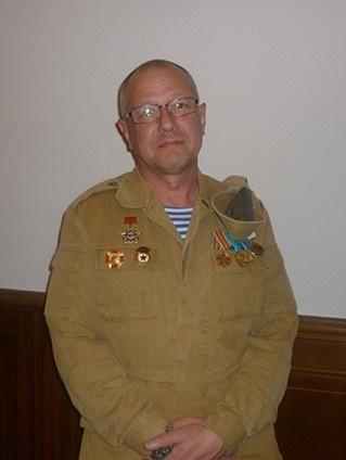 Сепаратистський «рекрутер» в Німеччині Олександр Кіфель, який створив «батальйон імені Ернста Тельмана»