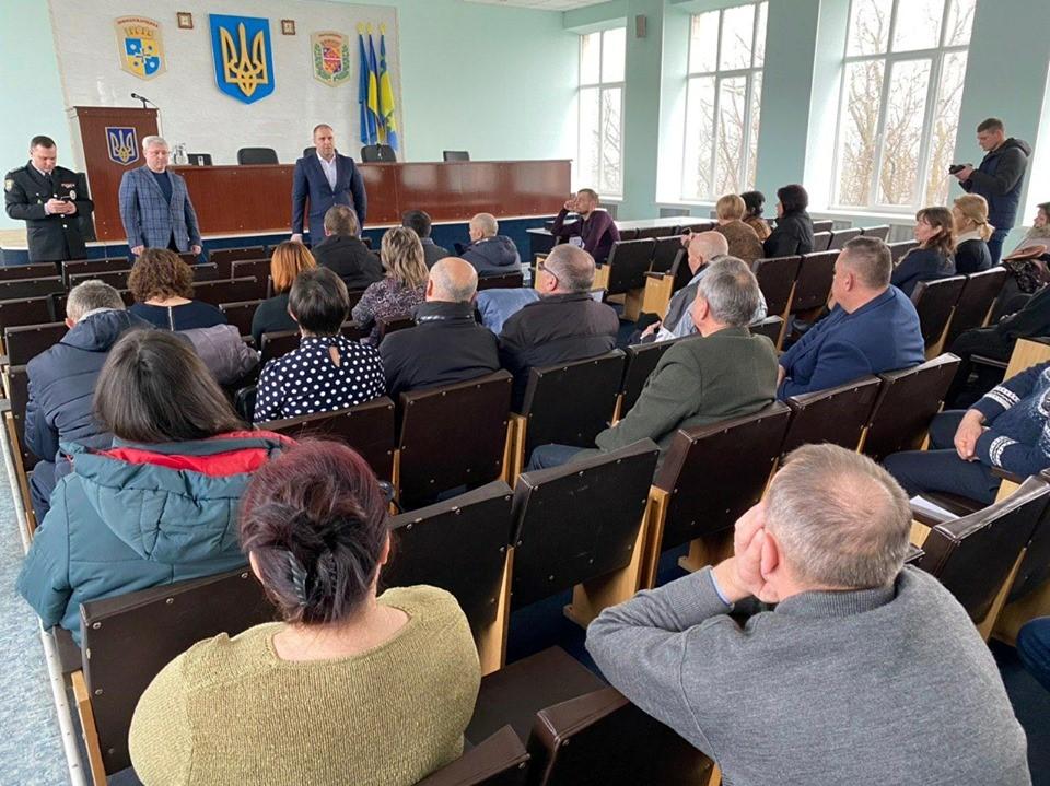 Олег Синєгубов закликав актив протестувальників до виваженості