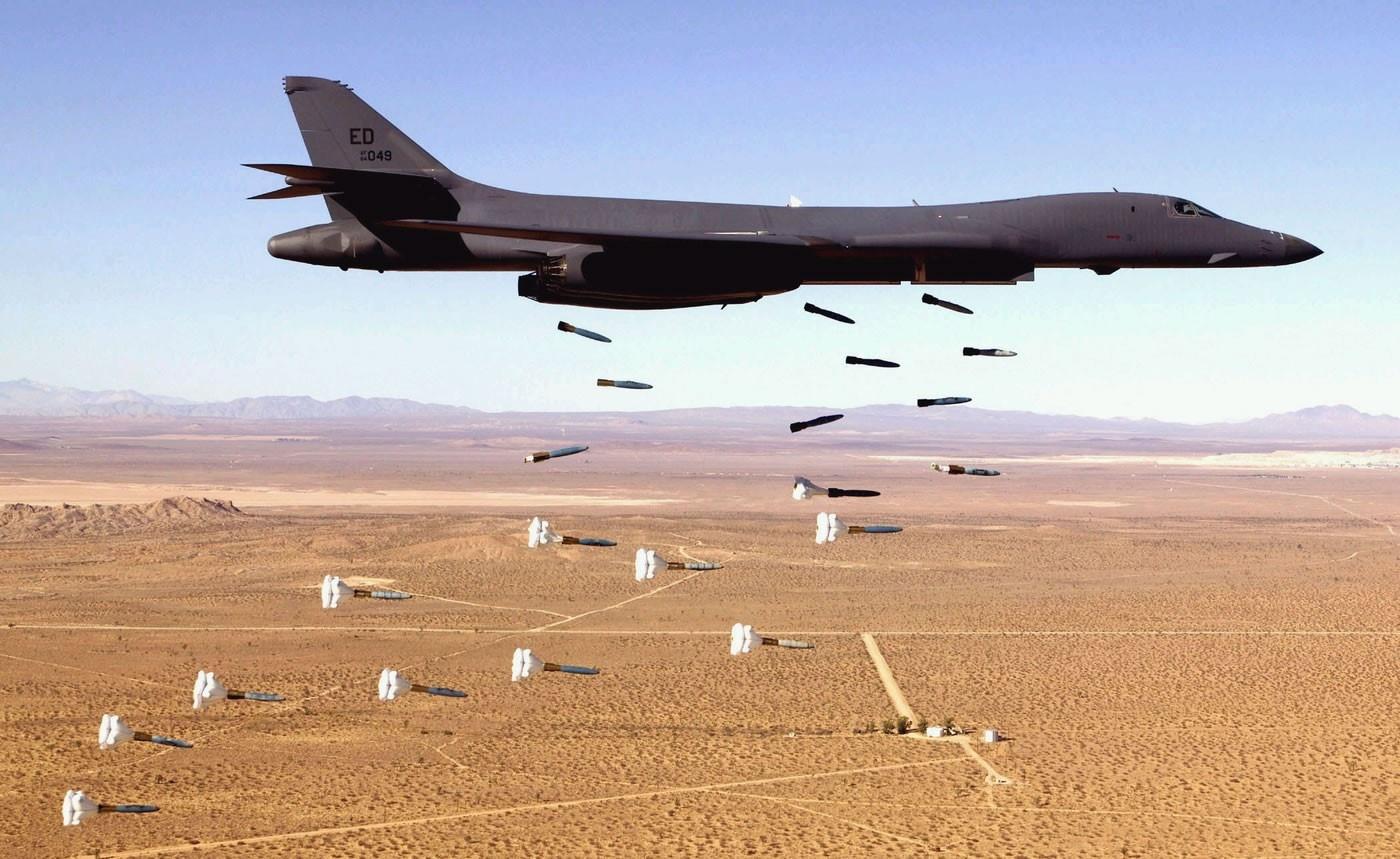 Американські бомбардувальники B-1B Lancer провели навчання біля кордонів КНДР. Фото: Aircraft InFormation