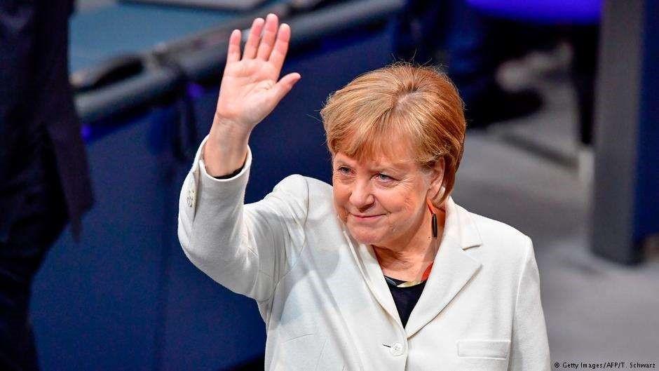 Анґелу Меркель вчетверте було обрано канцлеркою Німеччини