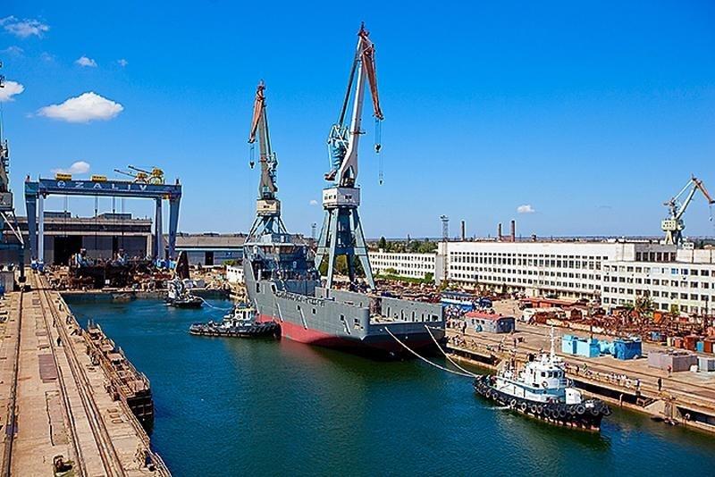Керченський суднобудівний завод «Залив»