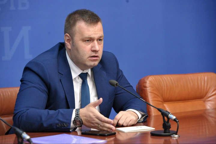 міністра енергетики та захисту навколишнього середовища Олексія Оржеля