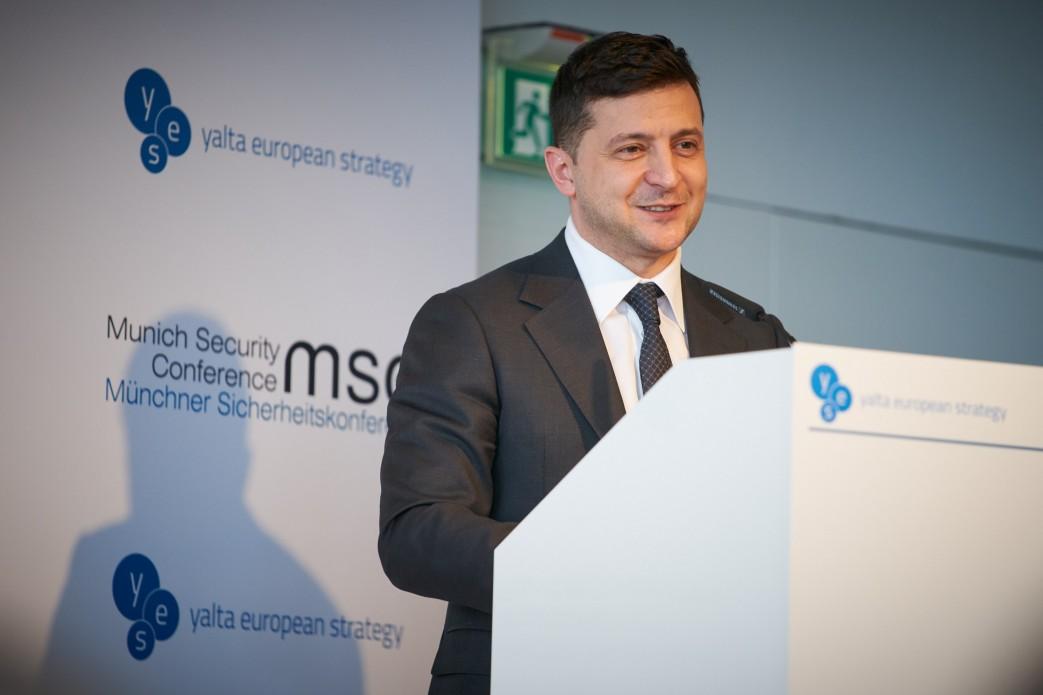 Два дні тому в Мюнхені президент Володимир Зеленський запропонував спільно патрулювати кордон на Сході країни Україною, ОБСЄ та ОРДЛО