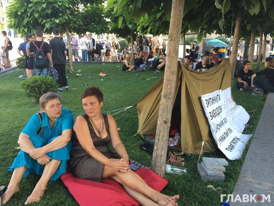 Активістка Анабелла Моріна оголосила голодування