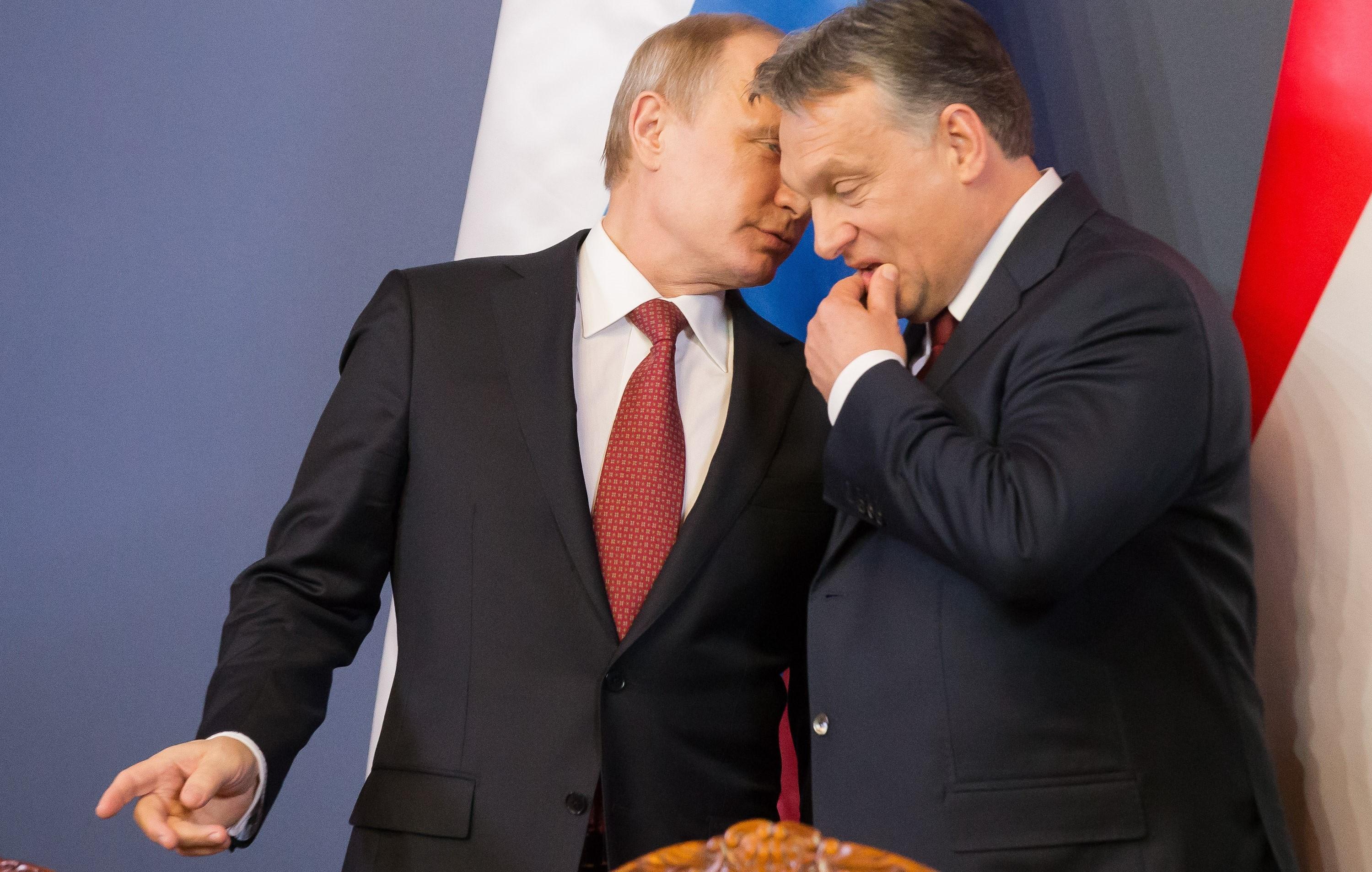 На последней встрече с Путиным Орбан получил фиаско. Ему не удалось добиться ничего. Зато Путин выжал все, что ему было нужно