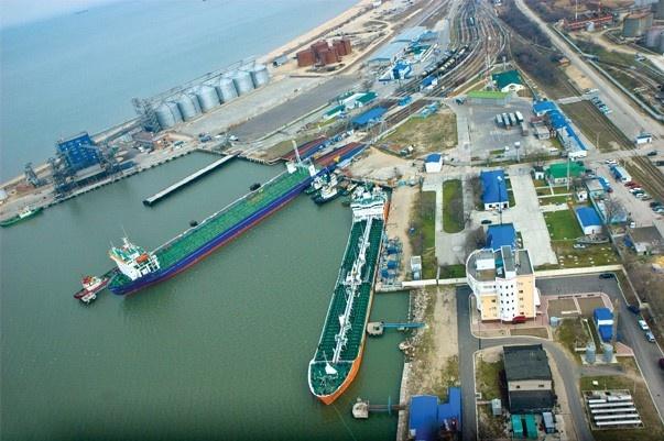 Російський порт «Кавказ»