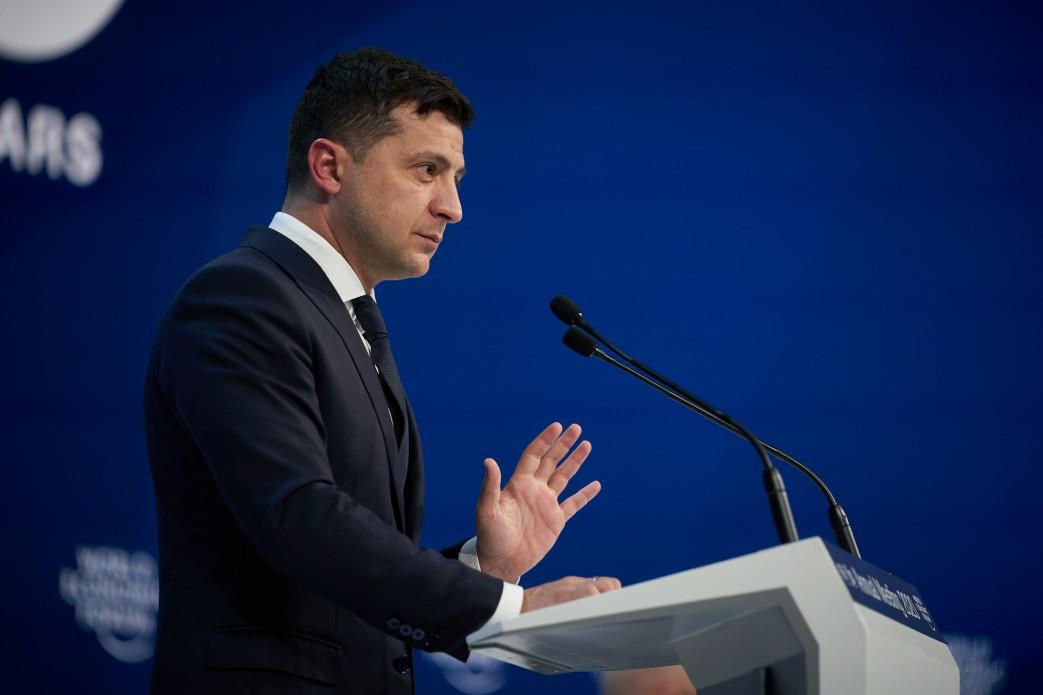 Володимир Зеленський: Ми бачимо своє майбутнє у ЄС
