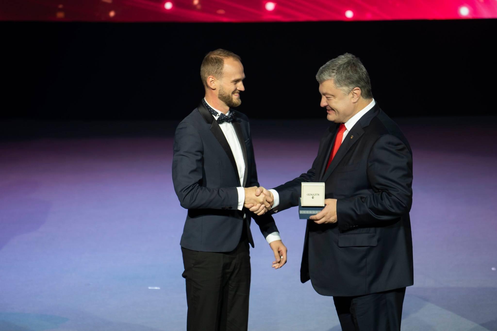 результати конкурсу Global Teacher Prize Ukraine