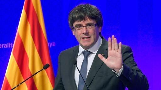 Каталонський прем'єр Карлес Путчдемон обіцяв своїм виборцям, в разі незалежності регіону залишити її в складі Євросоюзу