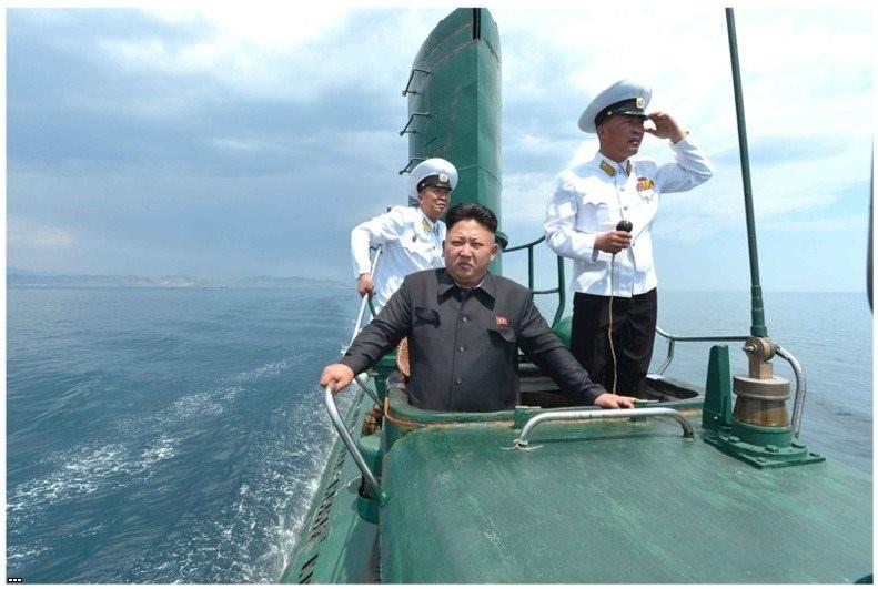 Росія віддала зброю Кім Чен Ину?