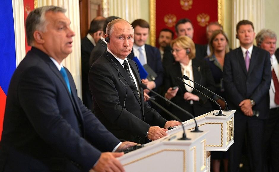 Россия умело использует «фантомные боли» венгерской верхушки