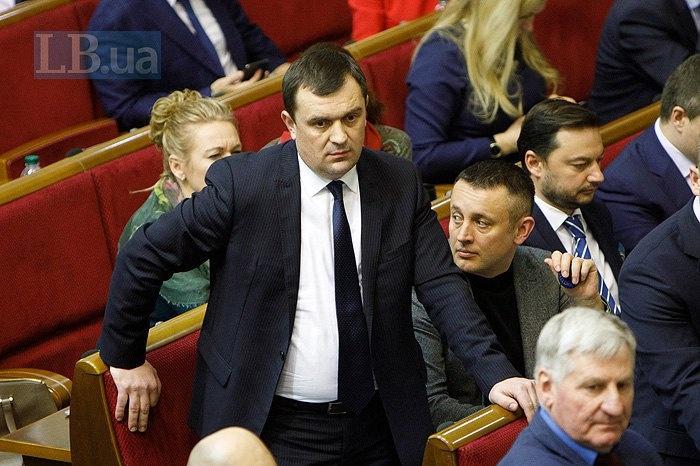 Не з першої спроби Валерій Пацкан таки очолив Рахункову палату. Фото: lb.ua