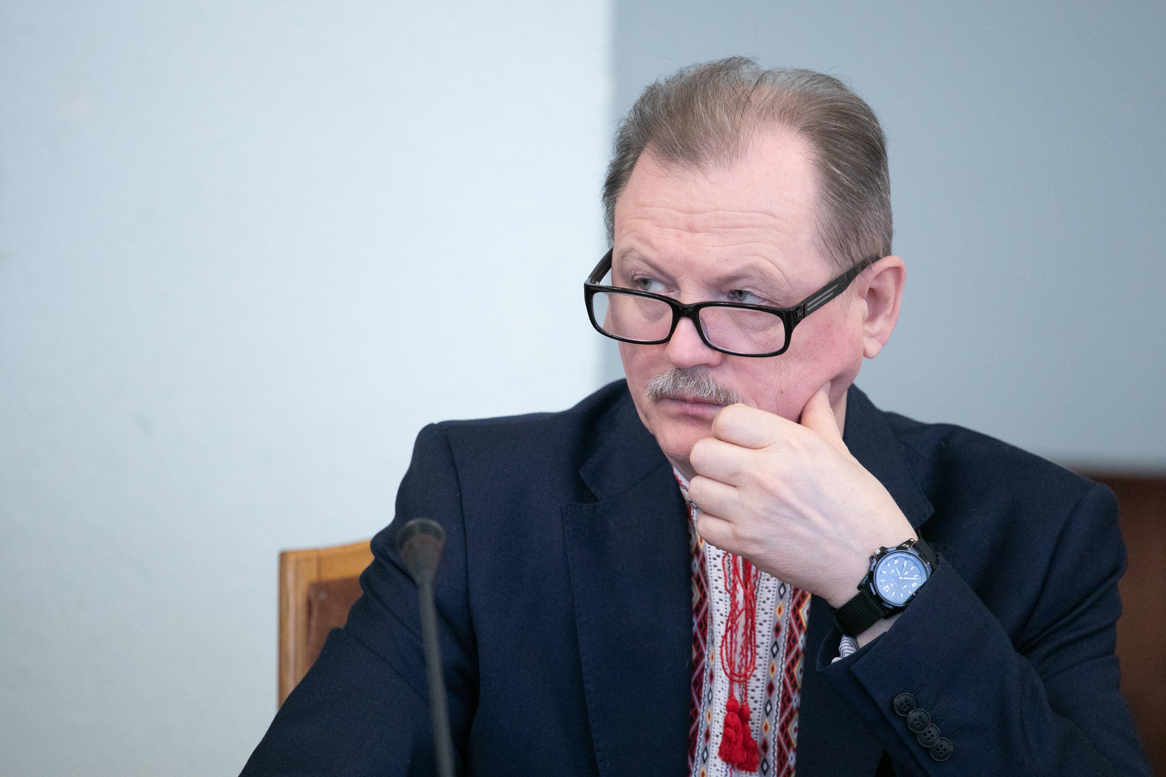 Освітній омбудсмен Сергій Горбачов