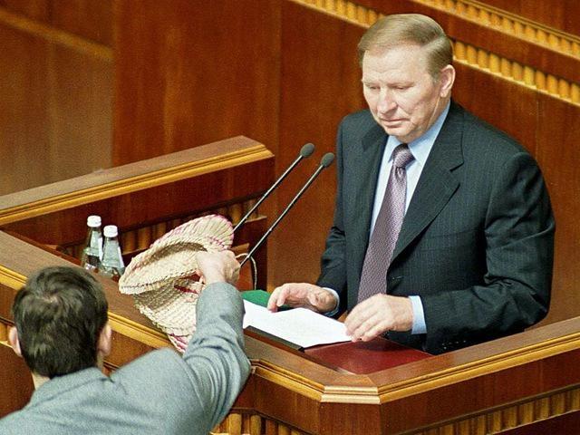 «Луценко кидав Кучмі постоли, і в той же час, він з ним зустрічався»