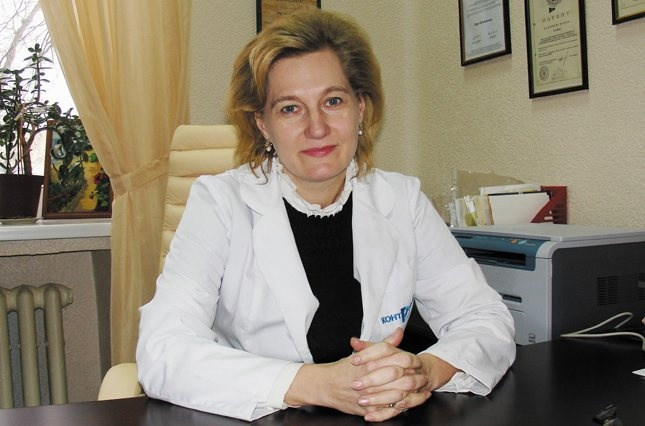 Професор Ольга Голубовська. Фото: dt.ua
