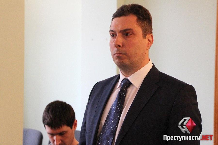 Голова Миколаївського окружного адмінсуду Всеволод Князєв