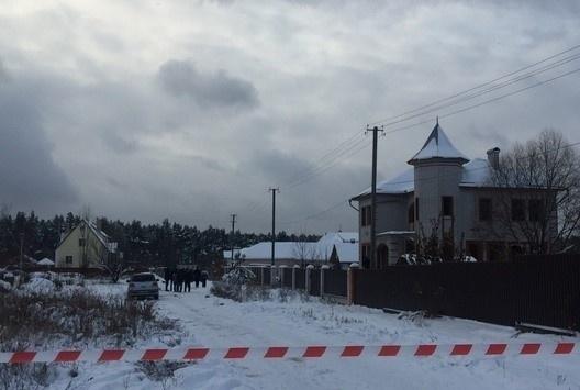 селище Княжичі, місце трагедії
