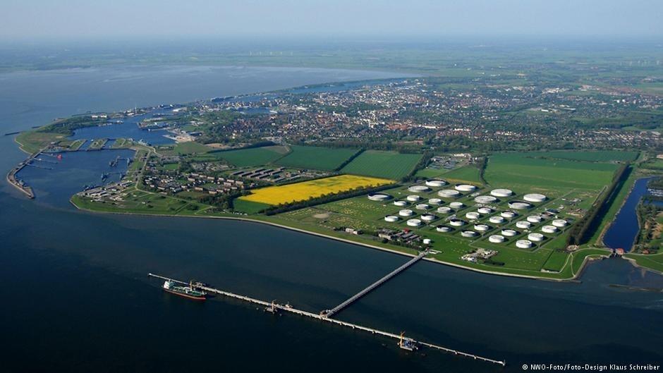 В порті Вільгельмсхафен буде збудовано термінал для прийому скрапленого газу – замість російського