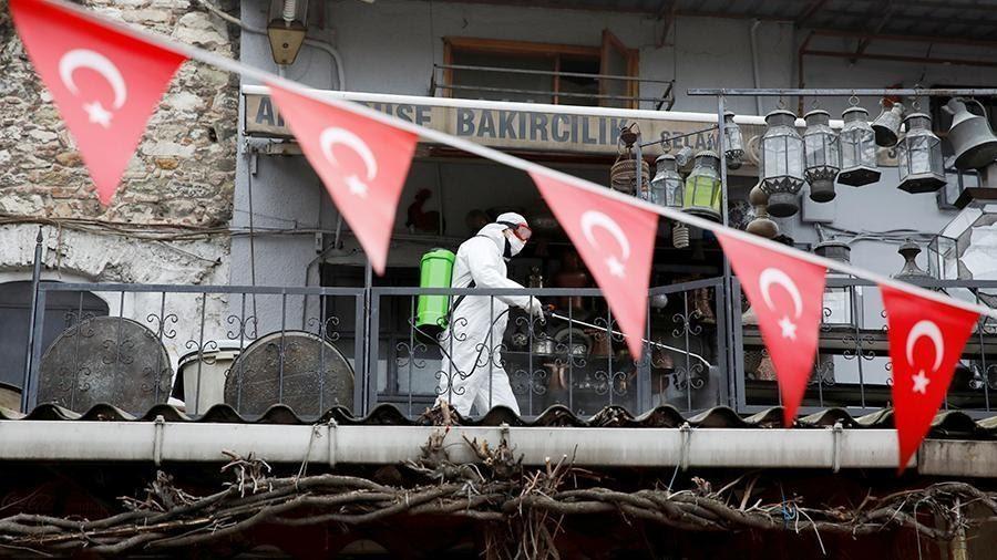 Туреччина оголосила 22 березня