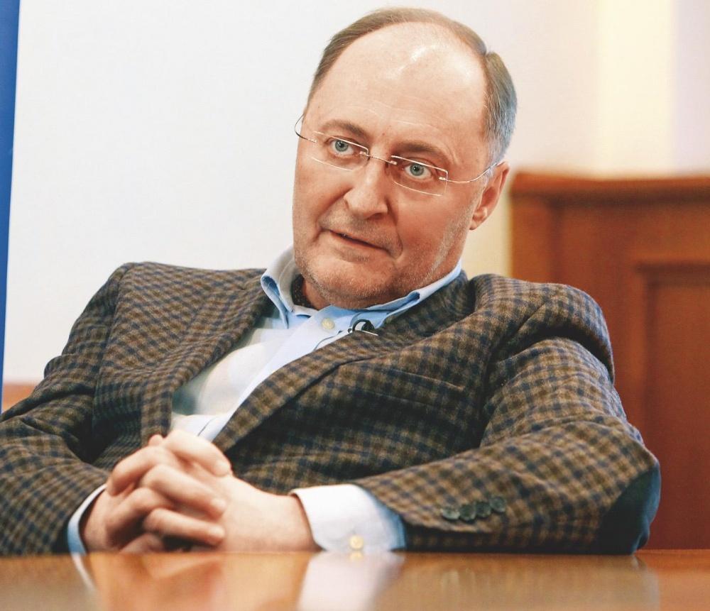 Голова Ради директорів Спілки молочних підприємств України Вадим Чагаровський