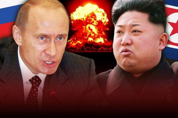 Путін та Кім Чен Ин домовилися міняти ракети на людей?
