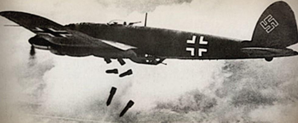У Битві за Британію (1940 рік) німецькі літаки були заправлені радянським паливом