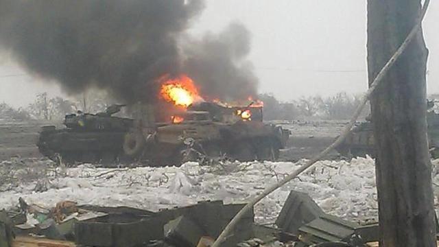 П'ять років тому, на першу річницю обстрілів на Майдані, російські окупанти пішли на пряме вторгнення і захопили Дебальцеве Донецької області