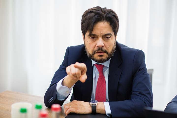 Керівник українського офісу McKinsey&Company Жорж Массуд