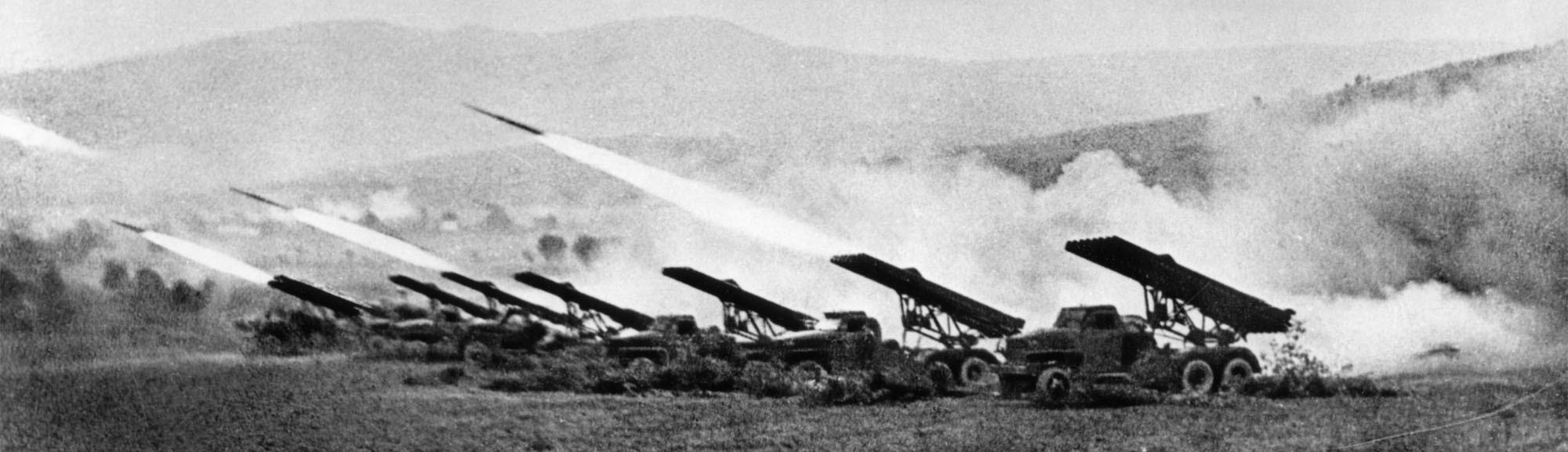 Славетні радянські «Катюші» монтувались на американських «Студебекерах»